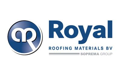 Logo Royal Roofing Materials